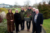 RHS Harlow Carr 400,000th visitor